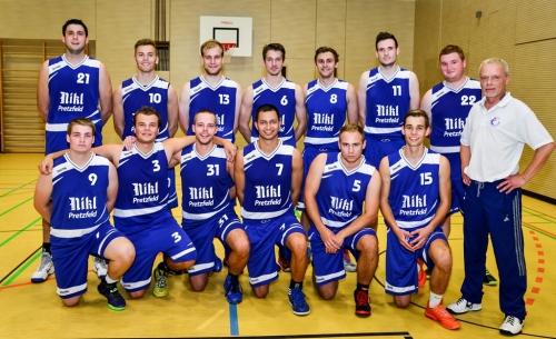 1. Herrenmannschaft - Saison 2014/15